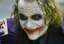 Heath Ledger Joker Cinematographe