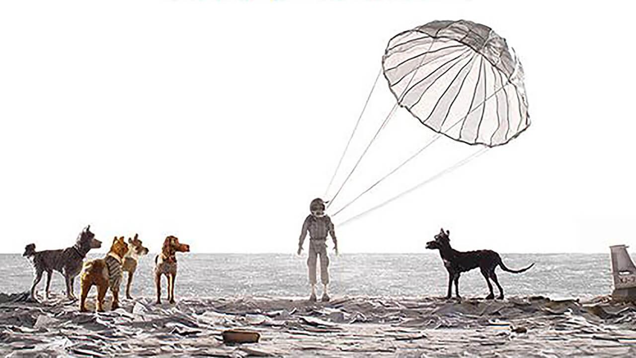 l'isola dei cani wes anderson cinematographe