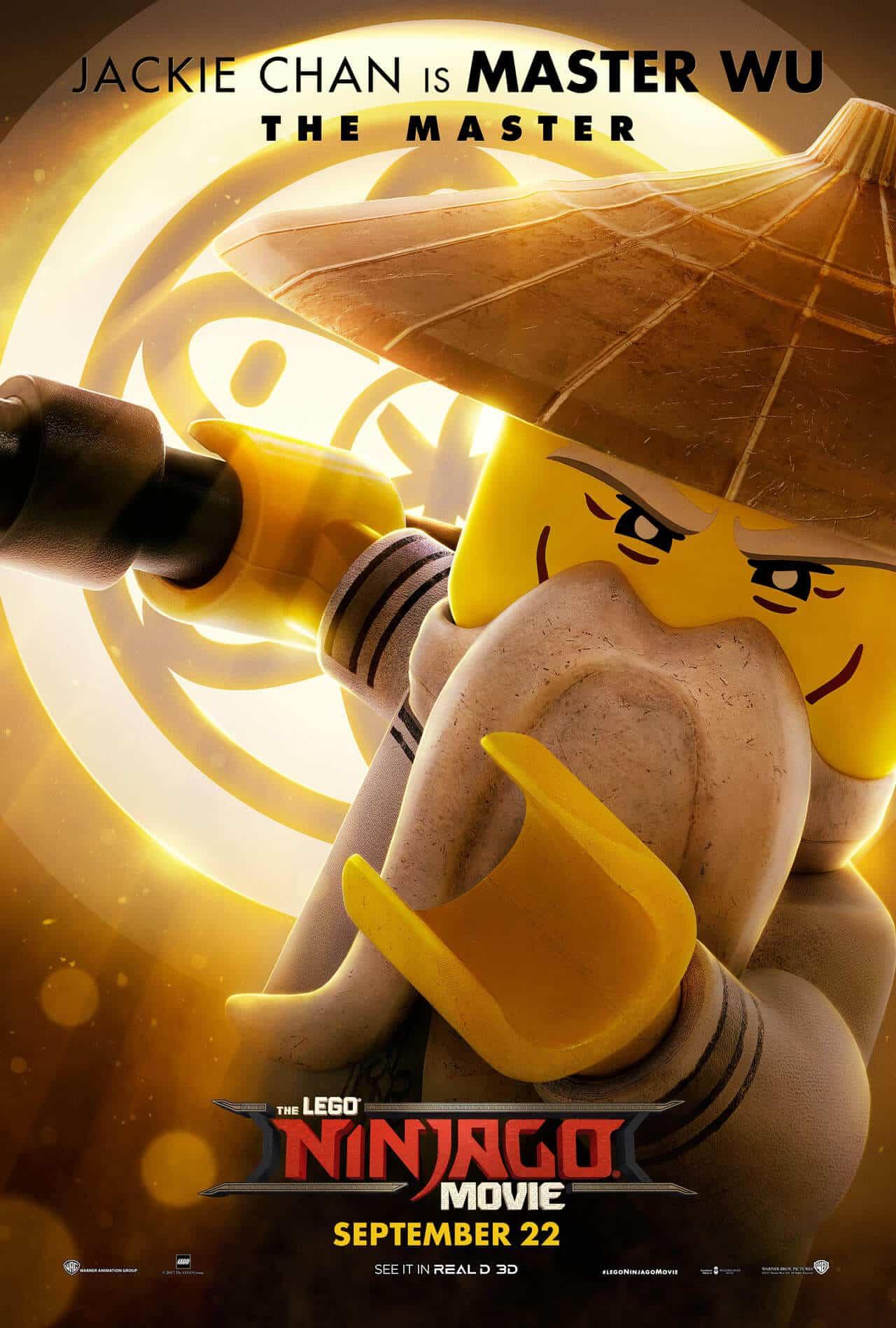 lego ninjago il film character poster 3