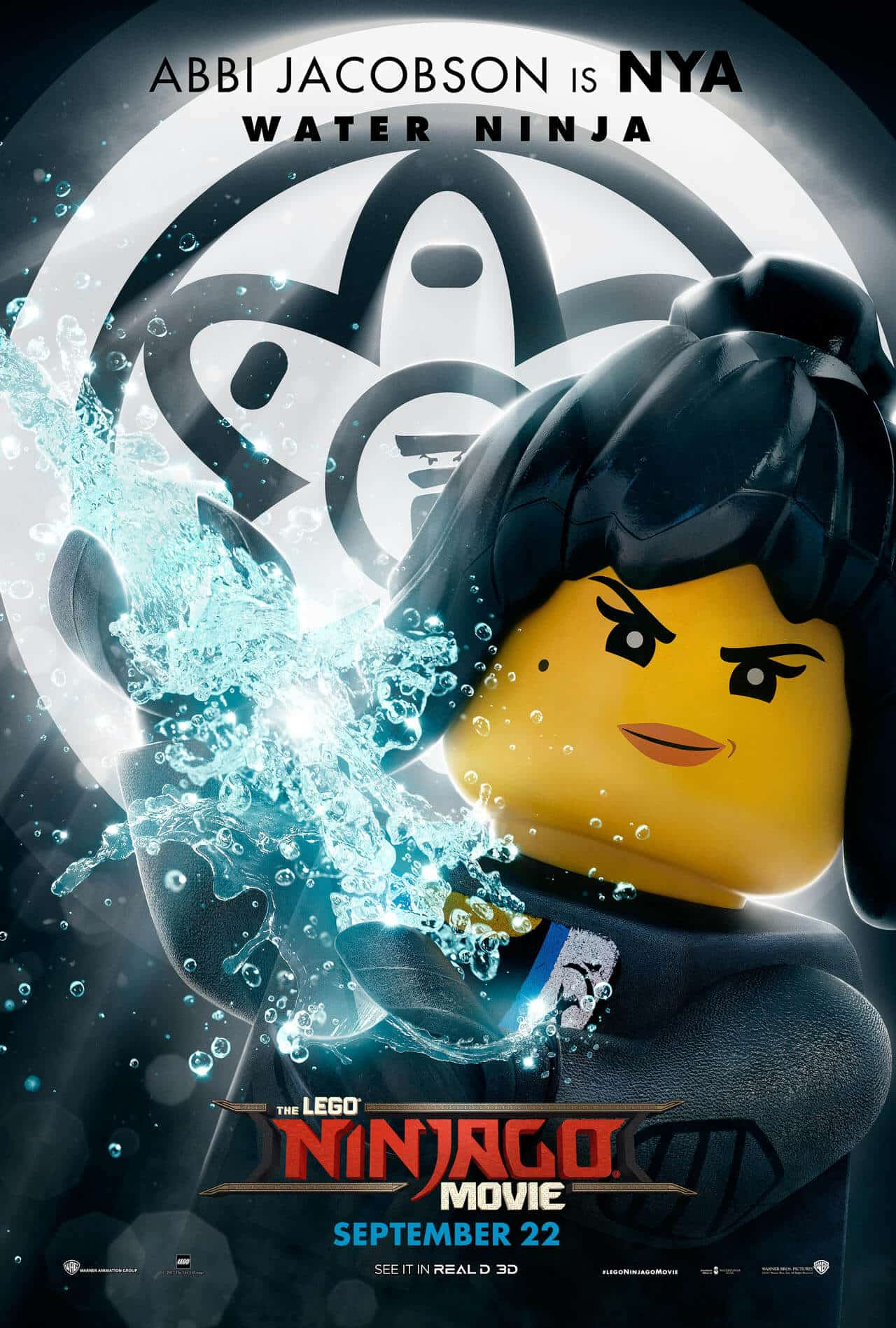 lego ninjago il film character poster 4
