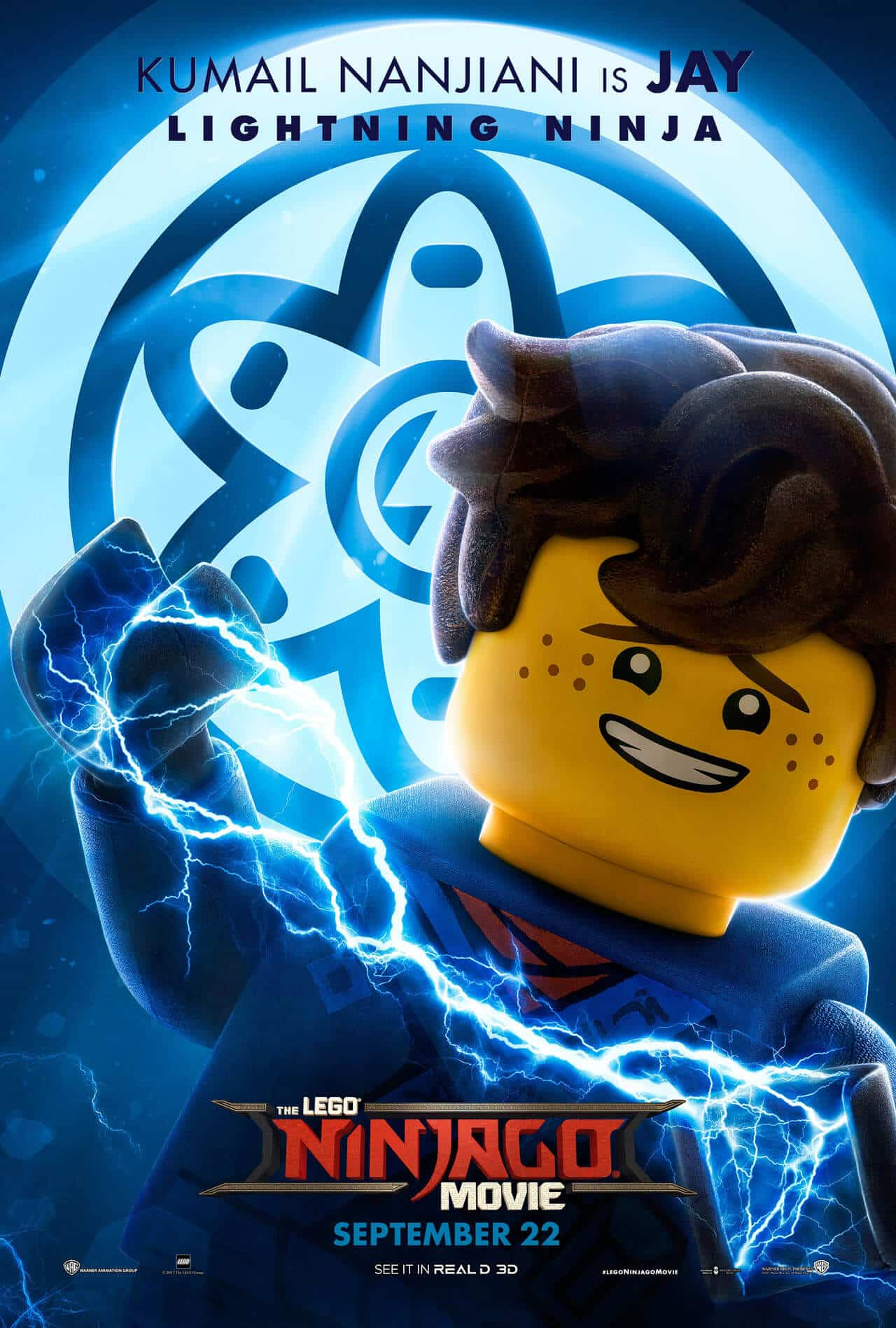 lego ninjago il film character poster 6