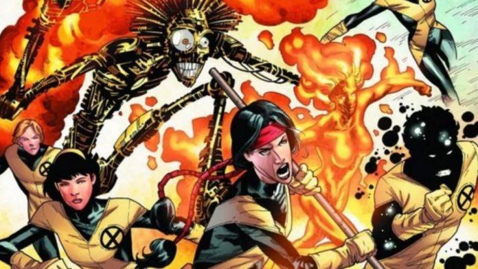 new mutants x-men casa infestata