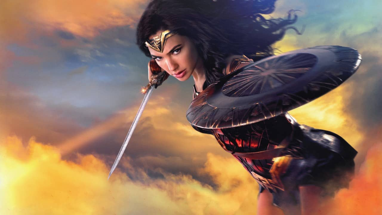 wonder woman 2 cinematographe