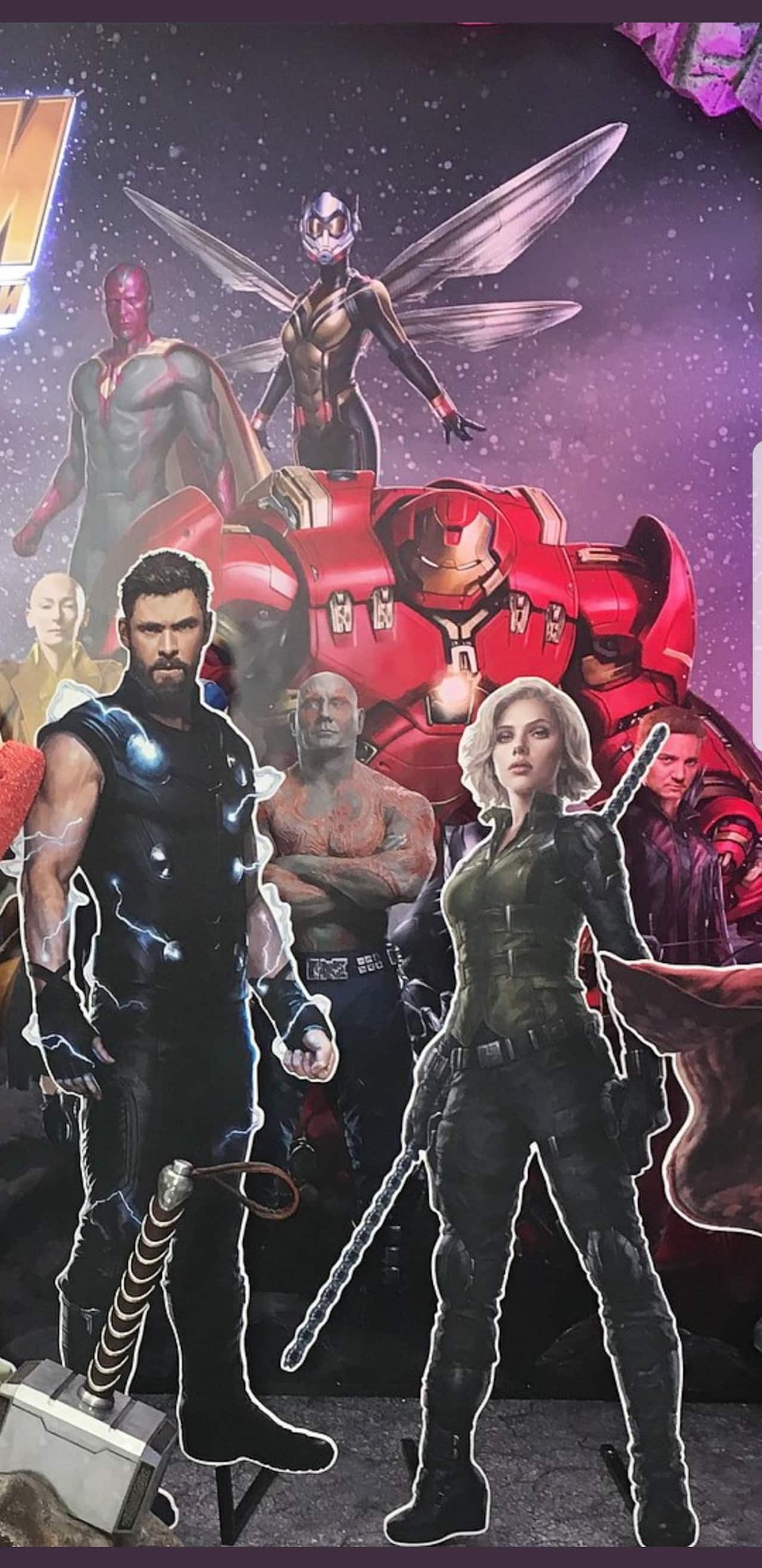 Avengers: Infinity War - le promo art offrono nuovi