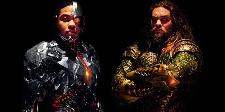 Justice League: video dietro le quinte e altro materiale del film