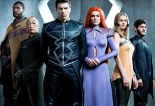 Inhumans cinematographe