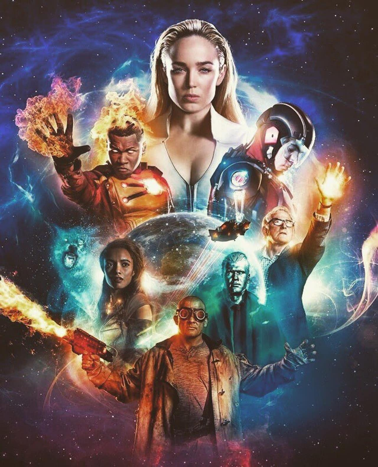 legends of tomorrow staffel 3 deutsch