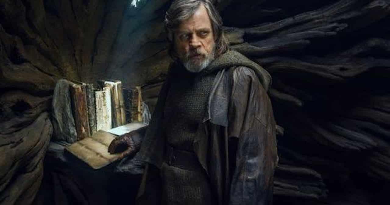 Star Wars: Mark Hamill svela il segreto del latte verde ne Gli Ultimi Jedi