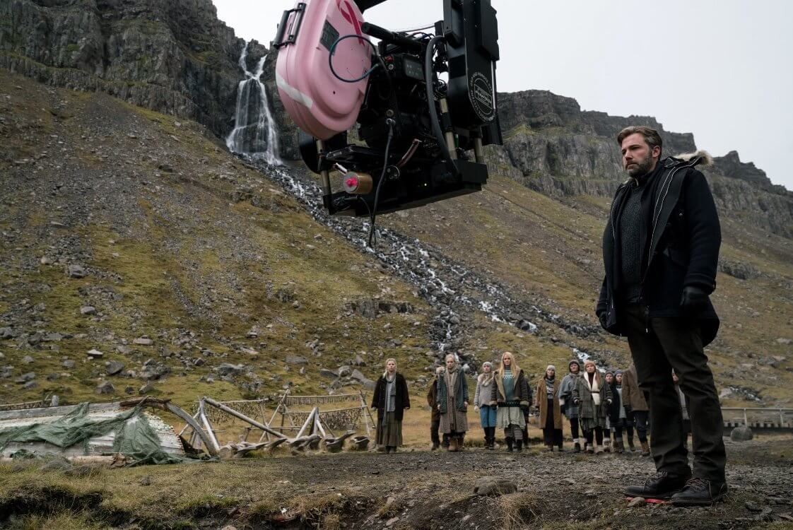 affleck justice league foto 1