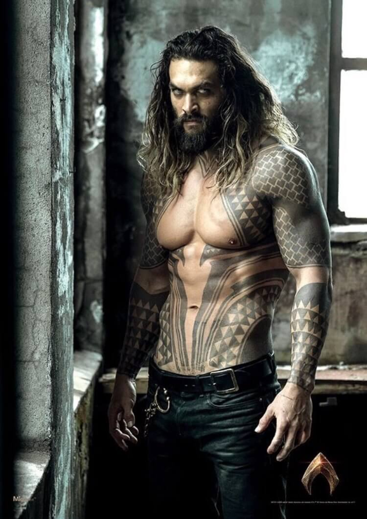 aquaman justice league foto 1