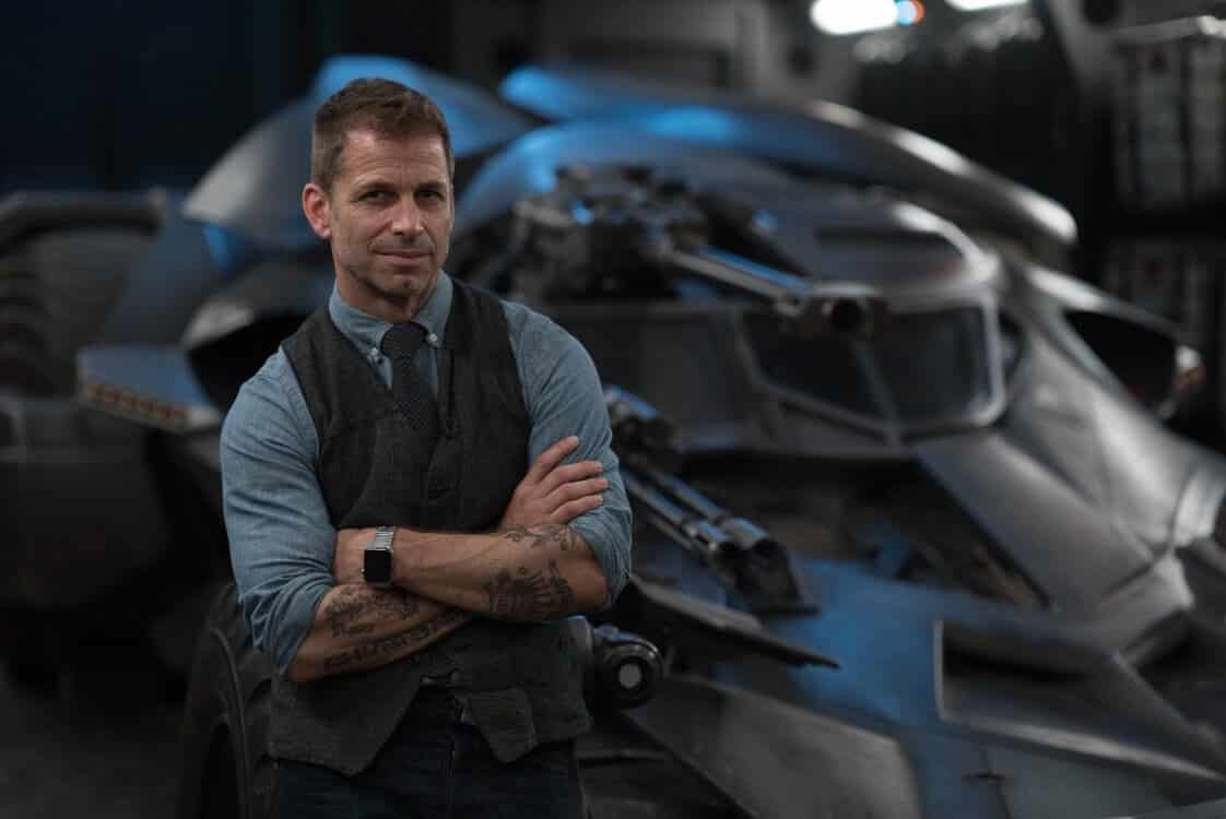 snyder justice league foto 2