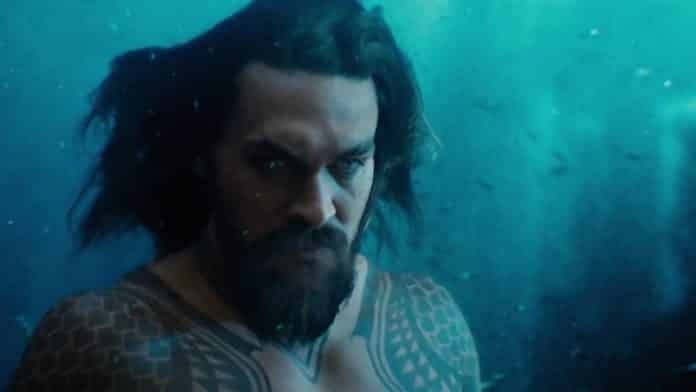 aquaman, cinematographe