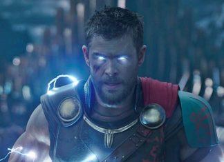Chris Hemsworth Thor: Ragnarok trailer