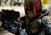 Judge Dredd: Mega-City One karl urban