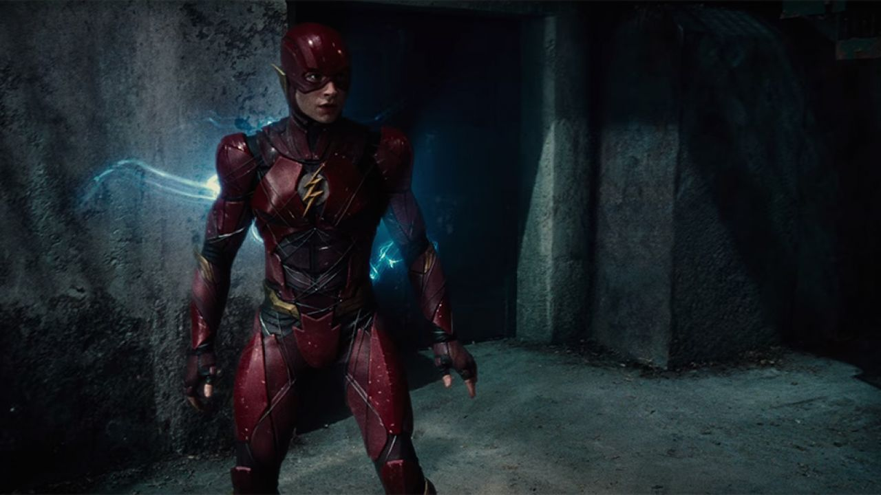 [Justice League] Video dedicati a Flash e foto con Aquaman e Amazzoni
