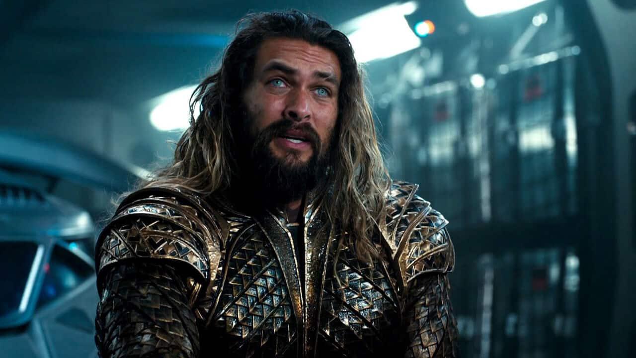 Aquaman: finite le riprese, parla l'attore Jason Momoa