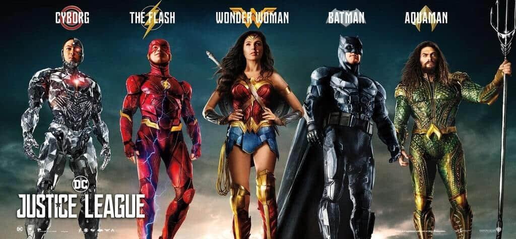 Justice League incassa 600 milioni, è il decimo incasso del 2017