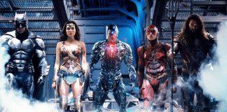 justice league spot tv team