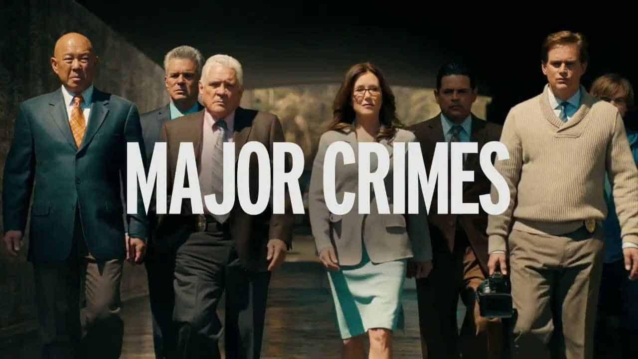 Risultati immagini per Major Crimes