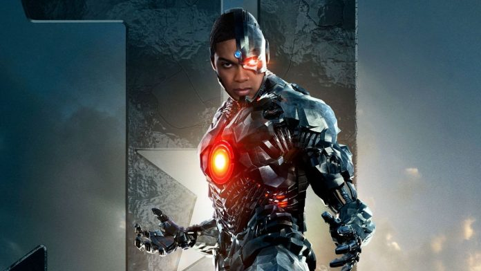 justice league ray fisher cyborg motion poster justice league