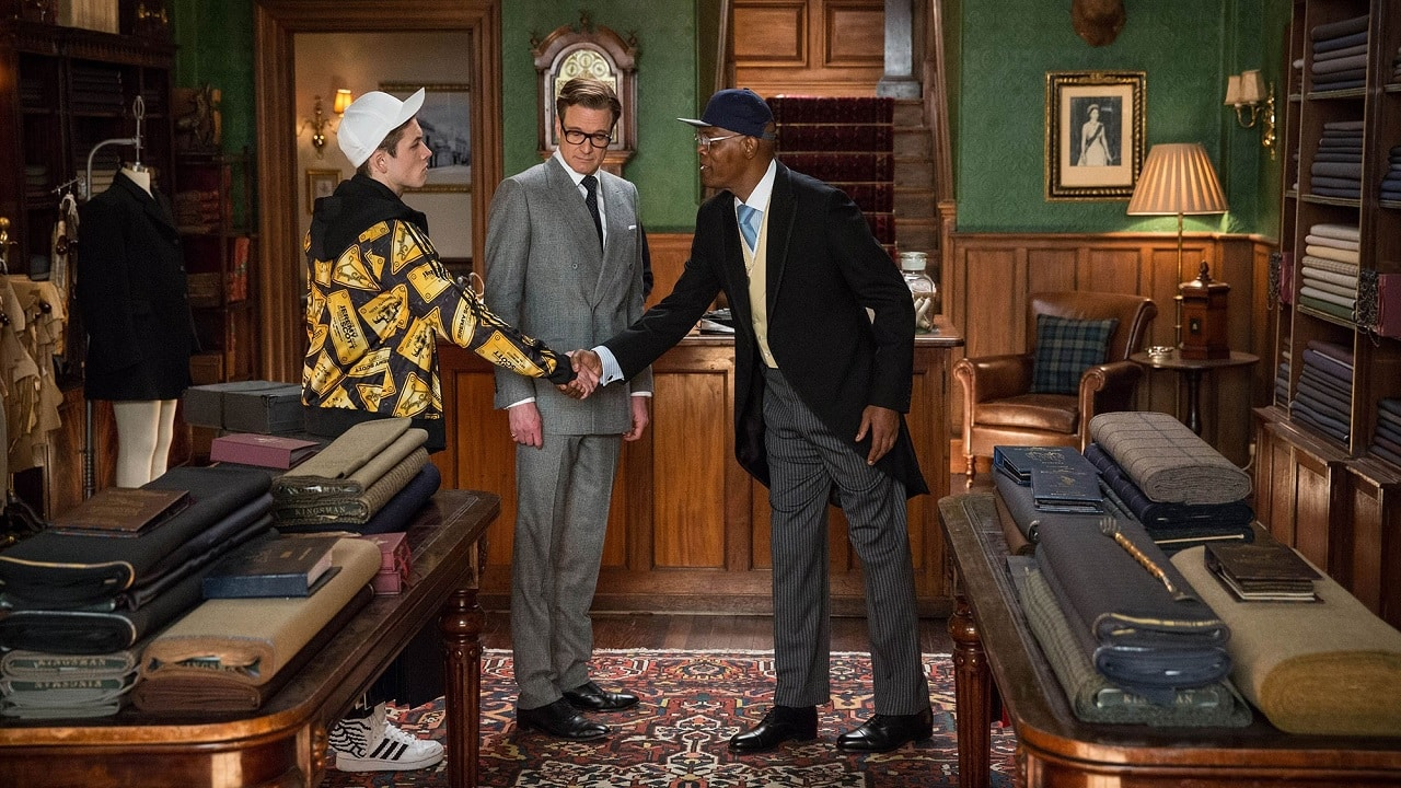 stasera in tv Kingsman - The secret service