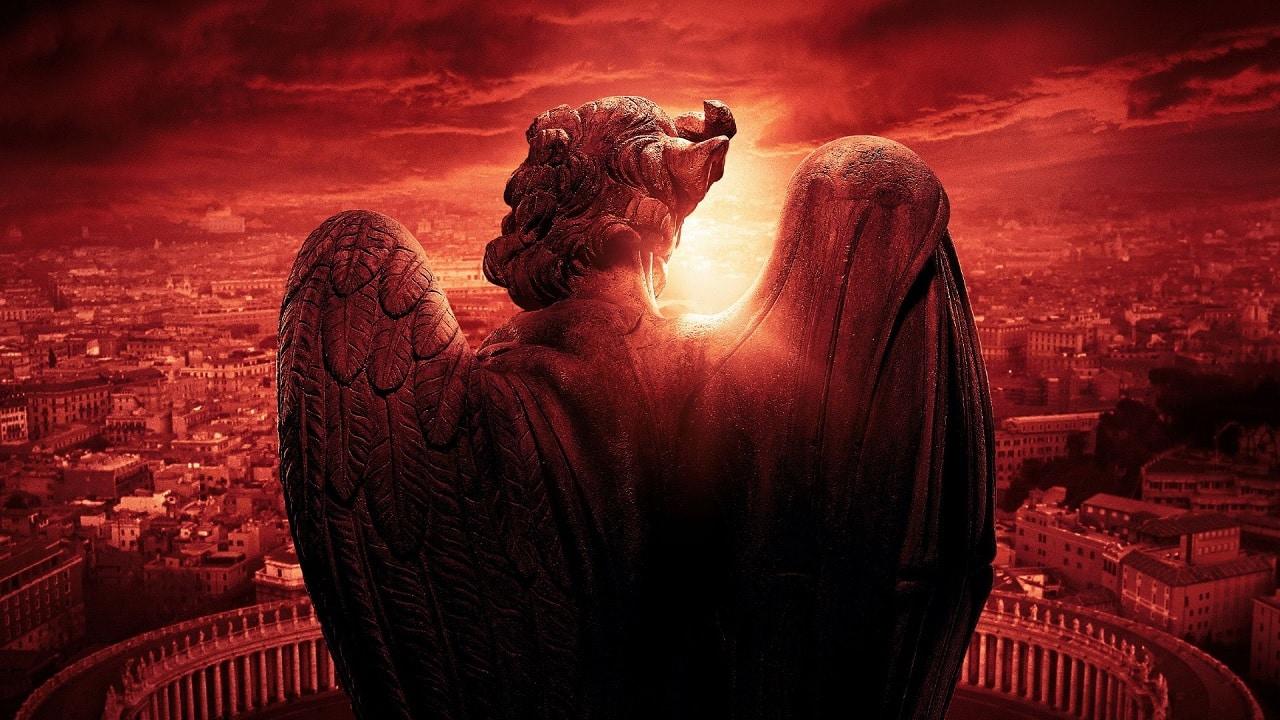 stasera in tv angeli e demoni