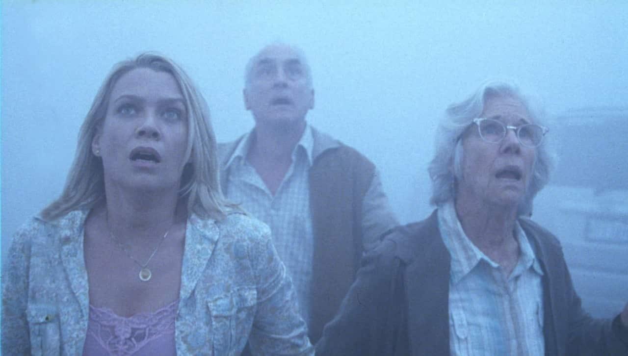 stasera in tv the mist