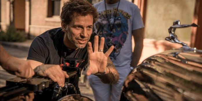 justice league Zack Snyder Cinematographe