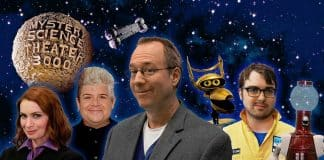 Mistery Science Theater 3000