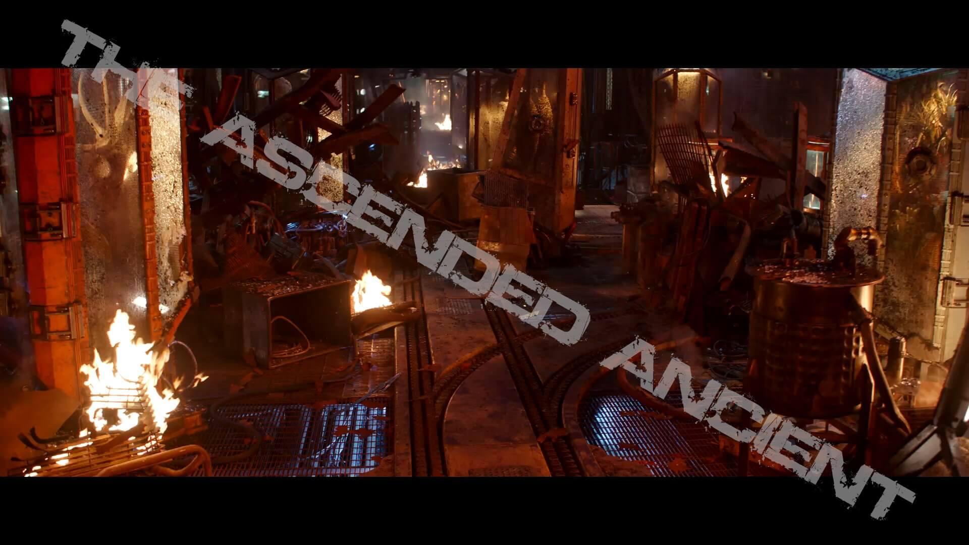 avengers: infinity war trailer immagini 2