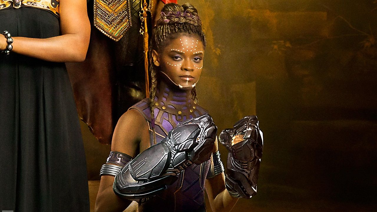 Black Panther Shuri Cinematographe
