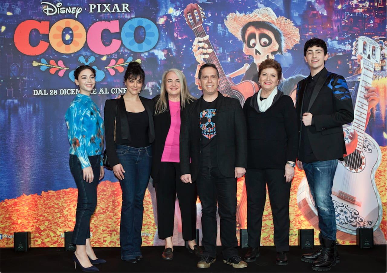 Coco trailer italiano clip poster trama foto film