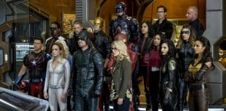 Arrowverse crisis on earth-x