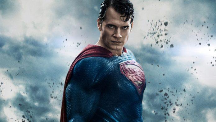henry cavill justice league superman Cinematographe