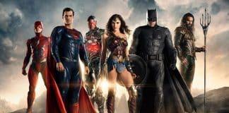 Justice League Cinematographe