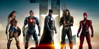 justice league box office cina record