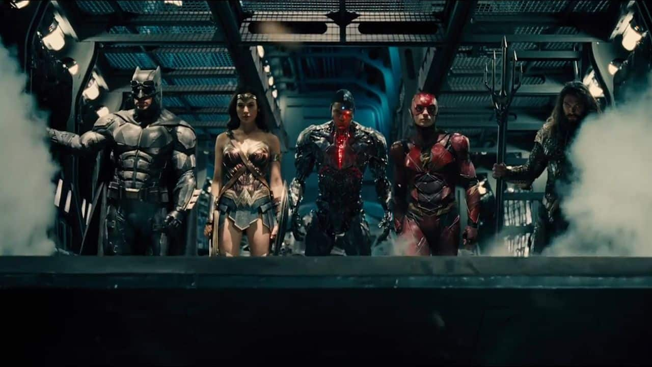 justice league reazioni film