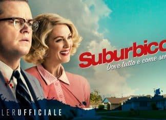 suburbicon trailer italiano