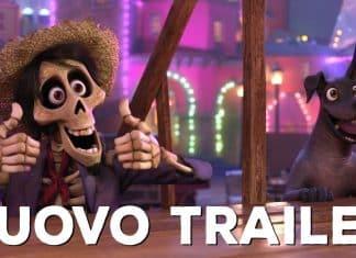 coco pixar trailer italiano