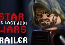 Star Wars: Gli Ultimi Jedi trailer LEGO
