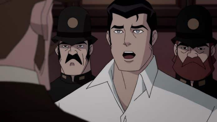 Batman: Gotham By Gaslight trailer uscita