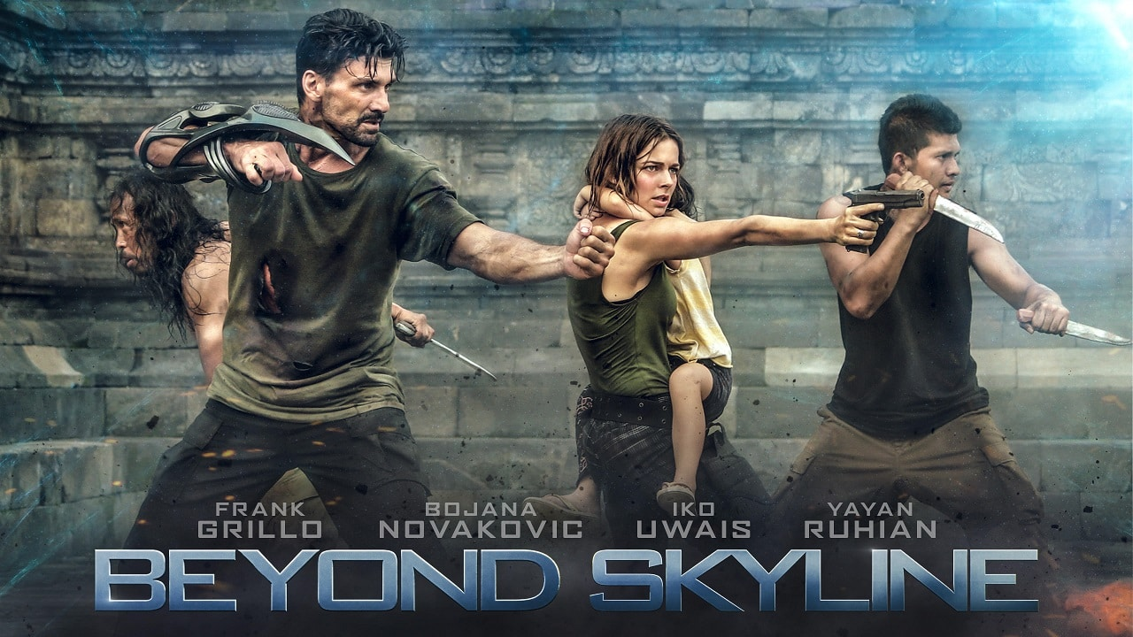 official photos more photos cheap sale TSPLUSF: BEYOND SKYLINE - recensione del film di Liam O'Donnell