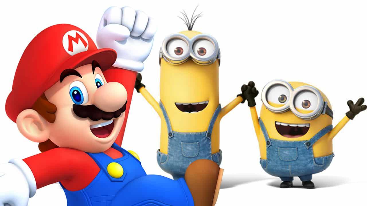 In arrivo un film d'animazione di Super Mario Bros