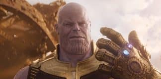 Josh Brolin thanos avengers: infinity war Cinematographe