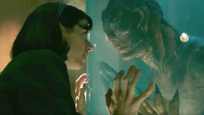 the Shape of Water - La Forma dell'Acqua creatura foto