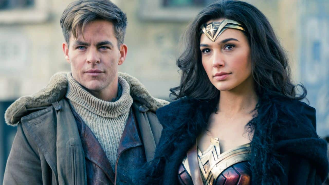 wonder woman patty jenkins steve trevor