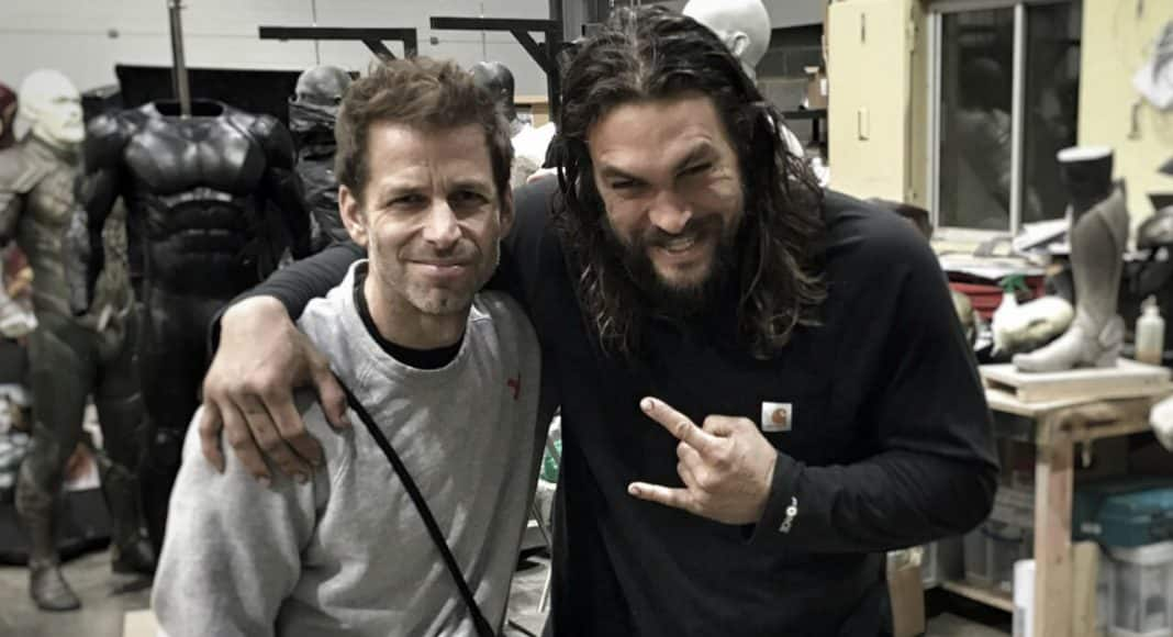 zack snyder justice league durata