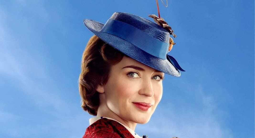 mary poppins returns, cinematographe