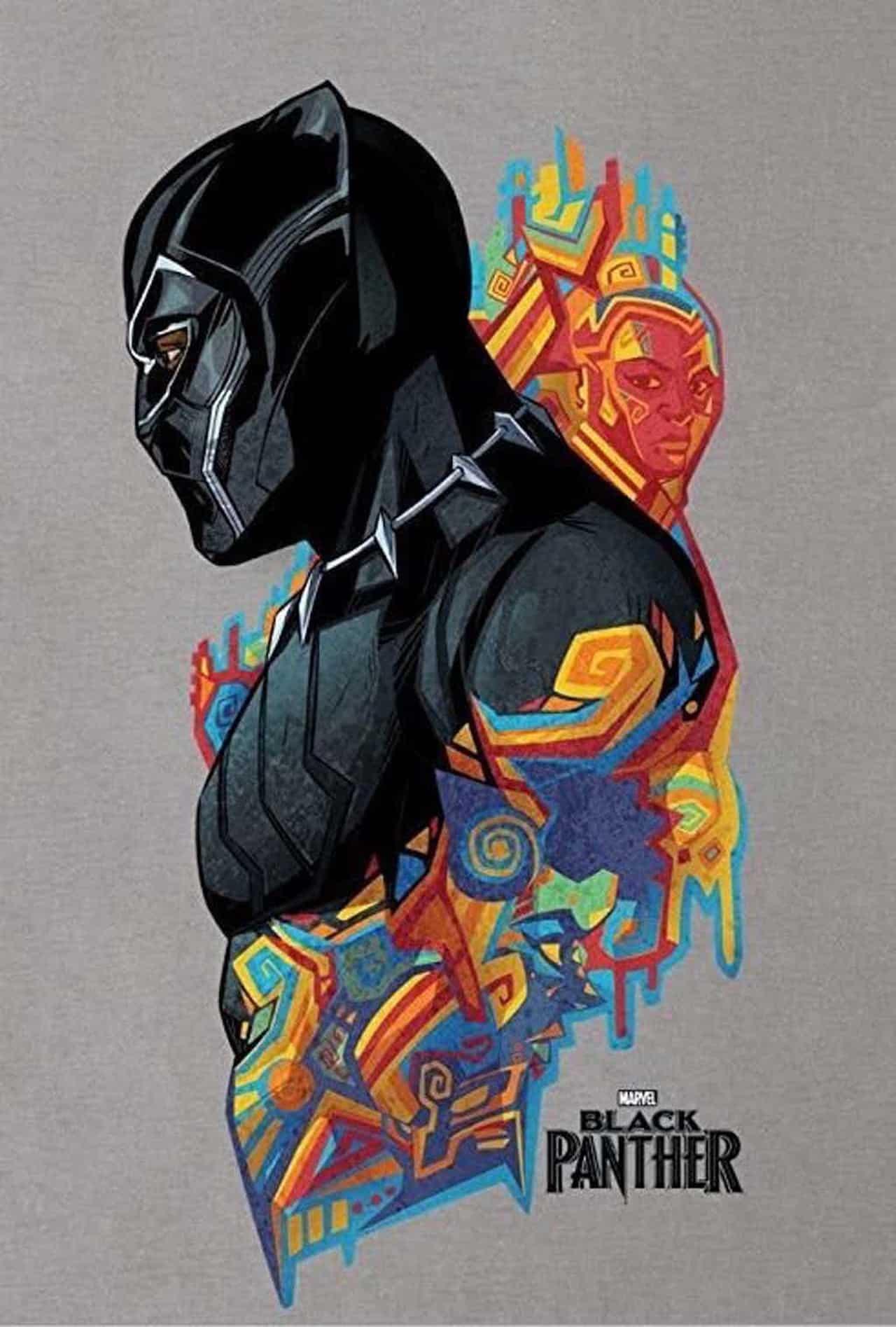 Black Panther Cinematographe