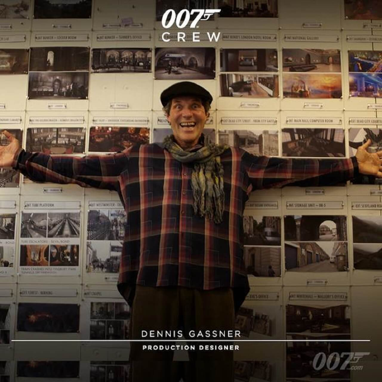 Bond 25 Cinematographe